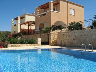 Villa in Plaka with private grounds & shared pool - Plaka vacation rentals
