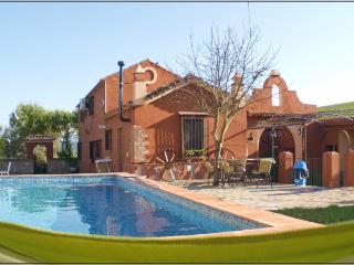 Cortijo la Dehesa, Cottage in area of Grazalema - El Bosque vacation rentals