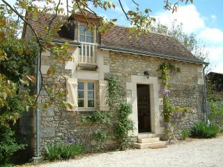 Loire Valley romantic secluded cottage nr vineyards & Chateau Chenonceau - Saint-Georges-sur-Cher vacation rentals