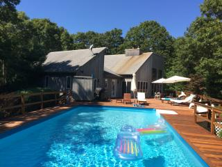 Secluded, Contemporary House in 4 acres - East Hampton vacation rentals