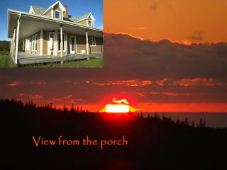 home rental on Cape Breton's gorgeous sunset coast - Inverness vacation rentals