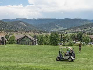 Walk to Nordic Center! Five Minutes From Town! - Breckenridge vacation rentals