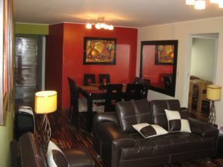 Luxury & Beautiful Condo in Miraflores District - Lima vacation rentals