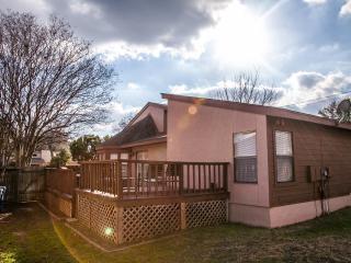 GREAT FAMILY GETAWAY! LARGE WD DECK! BMT SPECIALS! - San Antonio vacation rentals