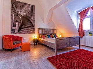 Opera luxury 125 sqm 3 br A/C wifi apartment - Budapest vacation rentals