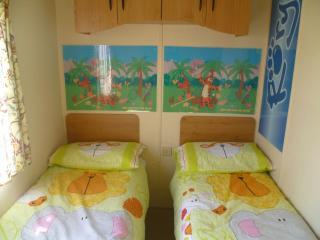 Extra special 12ft Caravan Palins Holiday park - Rhyl vacation rentals