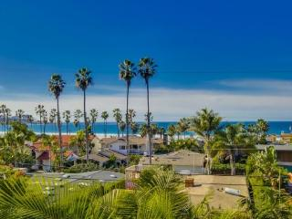 The Shores Large Private Spanish Beach Home, Hot Tub, Rooftop Deck - Pacific Beach vacation rentals