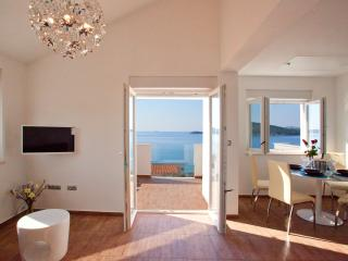 Villa with panoramic sea view and pool - Rogoznica vacation rentals