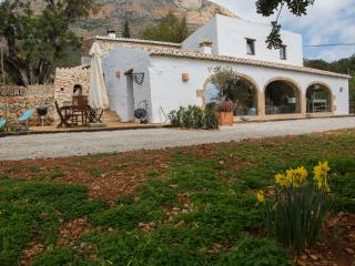 La Gallarda, charming authentic finca in Jávea - Javea vacation rentals