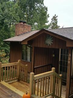 Secluded Cabin with View - 10 min to all - Boone vacation rentals