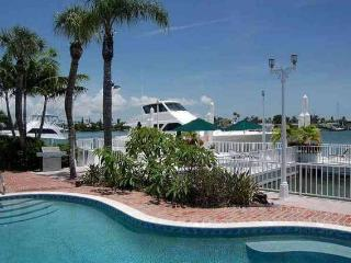 Pass-A-Grille Beach Capts House Sleeps 8 Pool Wifi - Saint Pete Beach vacation rentals
