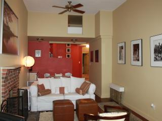I Bedroom Plus Loft Apartment in Heart of City - Washington DC vacation rentals