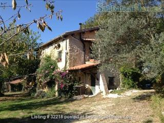 A COUNTRY FARMHOUSE DATING BACK TO 18TH CENTURY - Rome vacation rentals