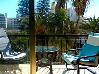 Flat in citycentre of Larnaca with garden view - Larnaca District vacation rentals