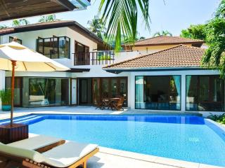 Surin Beach-4 Bedroom Pool Villa-500 m to Bch-jw - Phuket Town vacation rentals