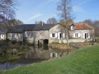 Water Mill and barn conversion - Mouliherne vacation rentals