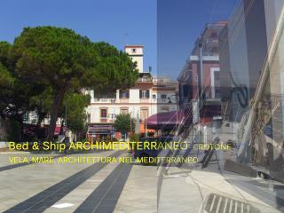 bed&ship archimediterraneo - Crotone vacation rentals