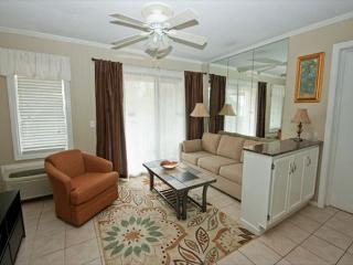Seaside Villa 283 - 1 Bedroom 1 Bathroom Oceanside Flat Hilton Head, SC - Hilton Head vacation rentals