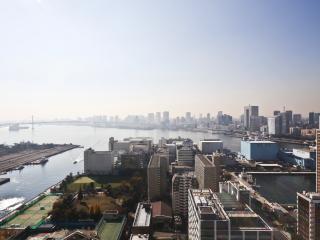 Tokyo Bay, Raibow Bridge,Odaiba and Ginza2 - Tokyo vacation rentals