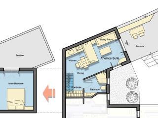 Fava Eco Residences - Anemos Suite - Oia vacation rentals
