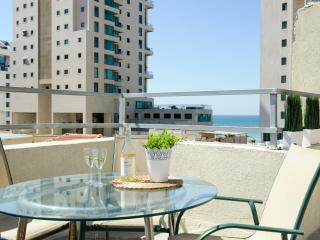 Rooftop Sea-view Apt! Hayarkon st. - Jaffa vacation rentals