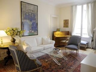 Beautiful luxury apartment near Champs Elysees - Paris vacation rentals
