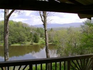 Seclusion on the Pond - Basye vacation rentals