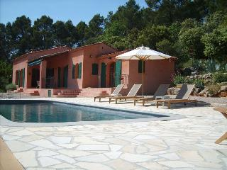 Stylish Provence Villa on Private Hilltop with Swe - Entrecasteaux vacation rentals