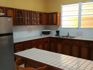 Furnished house steps from the beach - Arroyo vacation rentals