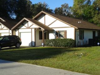 On the golf course in Sugar Mill Woods, Homossasa - Homosassa Springs vacation rentals