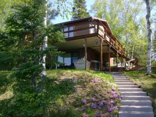 Eagles Perch: Year-Round Northwoods Lakehome on the Shores of Eagles Nest Lake #1 - Ely vacation rentals