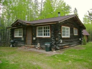 Heritage Haus: Charming One Room Log Cabin on White Iron Lake - Ely vacation rentals