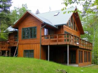 Hilltop Haven: Stunning Woodwork in this Gorgeous Lake Cabin on Bear Island Lake! - Minnesota vacation rentals