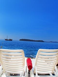 House Adriatic Pearl / Renovated seafront house! - Lozica vacation rentals