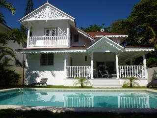 Villa for 8 people near the sea and activities - Las Terrenas vacation rentals