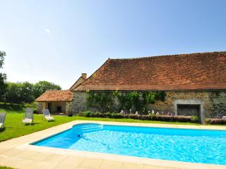 Bright 4 bedroom Villa in Prissac - Prissac vacation rentals