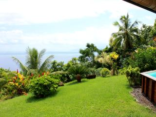 Villa BO Teahupoo - Tahiti - piscine -10 personnes - Teahupoo vacation rentals
