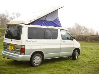 Nice Camper van with A/C and Parking - Atherington vacation rentals