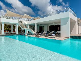 Grand Palms - Terres Basses, Saint Maarten- Private Pool, Modern, Gated - Terres Basses vacation rentals
