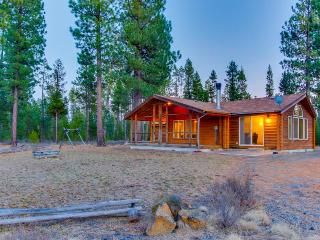 Gorgeous, secluded cabin on 40 acres w/ river access! - Sunriver vacation rentals