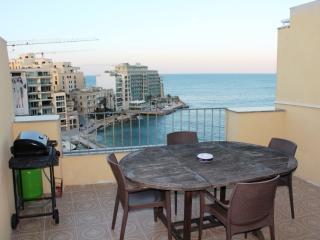 Spinola bay Penthouse - St Julians - Saint Julian's vacation rentals