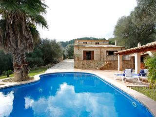 4 bedroom Finca with Central Heating in Manacor - Manacor vacation rentals