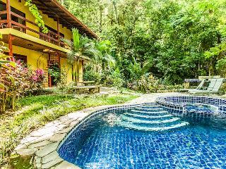 Mediterranean style 3BR Villa Toucan w/ pool - Manuel Antonio National Park vacation rentals