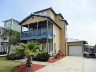 Gorgeous 4 bedroom House in Panama City Beach with Deck - Panama City Beach vacation rentals