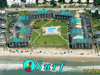 Surf Condo 726 -1BR_5 - North Carolina Coast vacation rentals