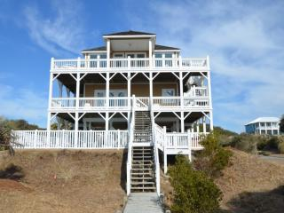 ADAGIO IN SEA~Stunning Oceanfront showplace! - Emerald Isle vacation rentals