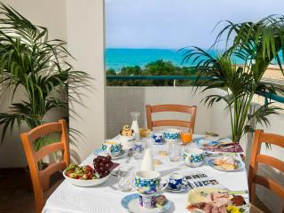 Holiday apartment 50 mt to the beach, free WiFi - Alcamo vacation rentals