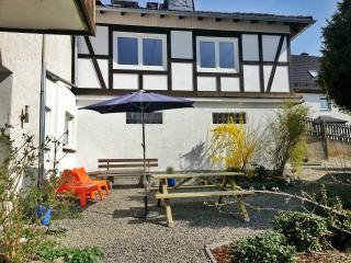 Lovely Apartment in Hallenberg with Short Breaks Allowed, sleeps 4 - Hallenberg vacation rentals