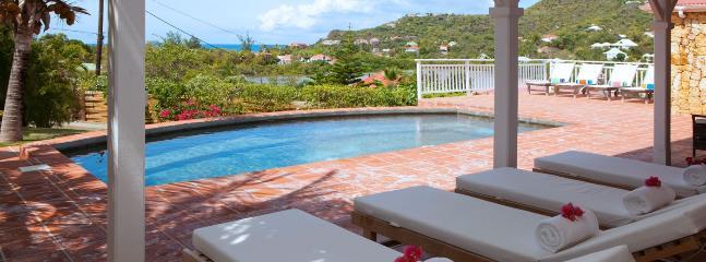Villa Kir Royal 4 Bedroom SPECIAL OFFER - Saint Jean vacation rentals