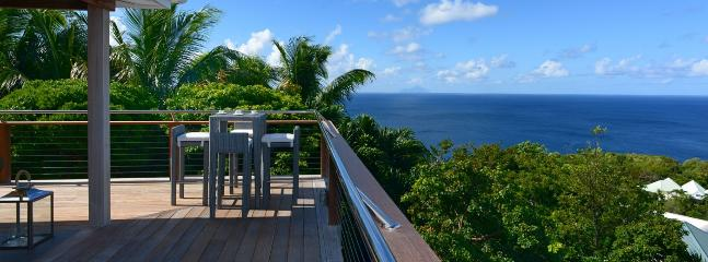 Villa Avalon SPECIAL OFFER: St. Barths Villa 186 One Of The Best Locations, Being Central, At Two Minutes Of Gouverneur Beach. - Gouverneur vacation rentals